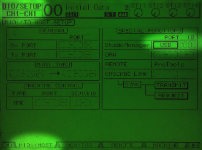 yamaha 01v96. installing/configuring for 01v96 yamaha 01v96